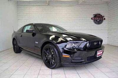 2013 Ford Mustang GT for sale VIN: 1ZVBP8CF7D5259366