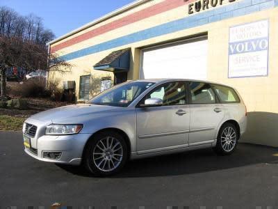 2009 Volvo V50 2.4i for sale VIN: YV1MW390592485509