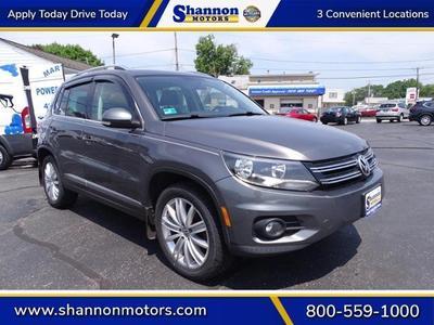 Volkswagen Tiguan 2015 for Sale in Johnston, RI