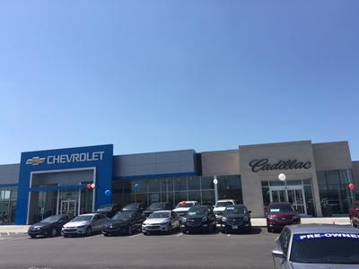 Orr Chevrolet Cadillac of Fort Smith Image 2