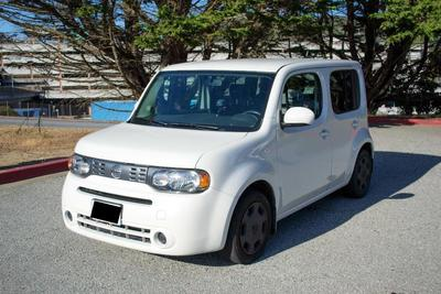 2012 Nissan Cube 1.8 S image