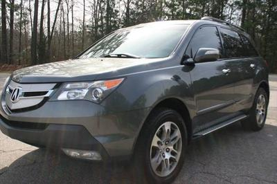 2008 Acura MDX  for sale VIN: 2HNYD28458H526362