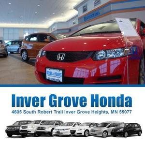 Inver Grove Honda Image 1