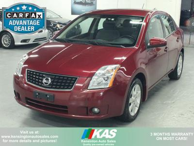 2008 Nissan Sentra 2.0 S image