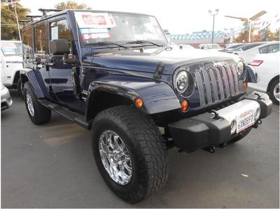 Jeep Wrangler Unlimited 2013 for Sale in Roseville, CA