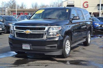 2015 Chevrolet Suburban 1500 LS for sale VIN: 1GNSKHECXFR237952