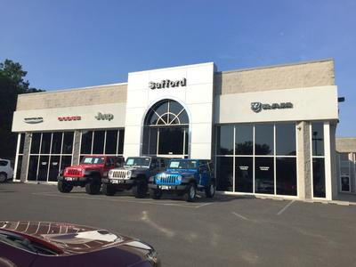 Safford Chrysler Jeep Dodge RAM of Warrenton Image 7