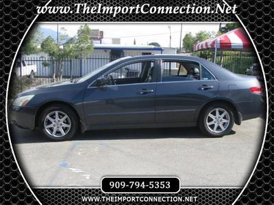2003 Honda Accord EX V6 for sale VIN: 1HGCM66593A077747