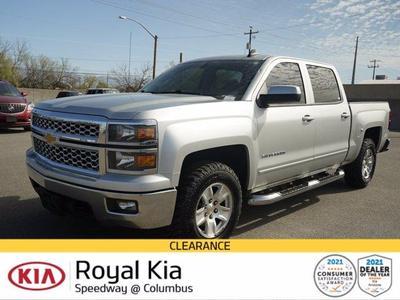 Chevrolet Silverado 1500 2015 for Sale in Tucson, AZ