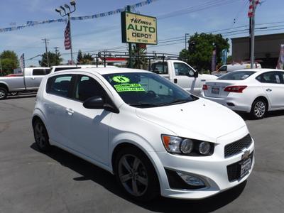 Chevrolet Sonic 2014 for Sale in Hilmar, CA