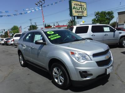Chevrolet Equinox 2015 for Sale in Hilmar, CA