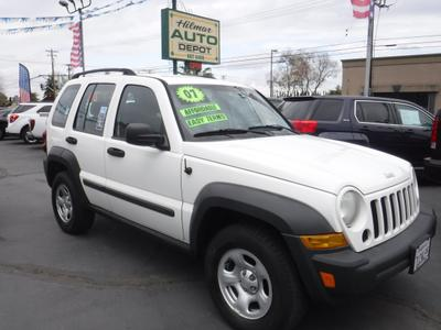 Jeep Liberty 2007 for Sale in Hilmar, CA