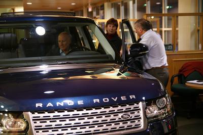 Land Rover Princeton Image 1