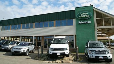Land Rover Princeton Image 2