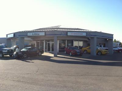 Lithia Chrysler Jeep Dodge of Twin Falls Image 2
