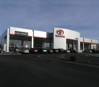 Balise Toyota of Warwick Image 1