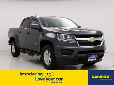 Chevrolet Colorado 2017 for Sale in Modesto, CA