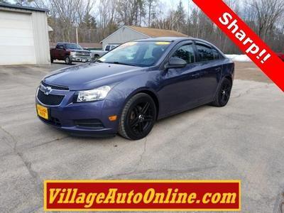 2013 Chevrolet Cruze LS for sale VIN: 1G1PA5SH6D7216159