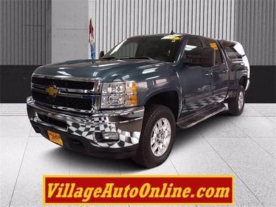 Chevrolet Silverado 2500 2012 a la venta en Green Bay, WI
