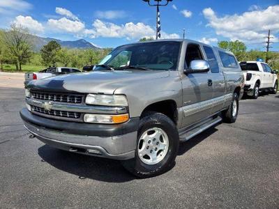 Chevrolet Silverado 1500 1999 for Sale in Colorado Springs, CO