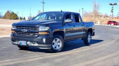 Chevrolet Silverado 1500 2018 for Sale in Colorado Springs, CO