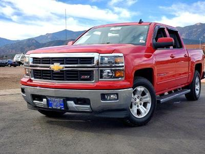 Chevrolet Silverado 1500 2015 a la Venta en Colorado Springs, CO