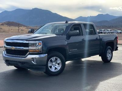 Chevrolet Silverado 1500 2017 for Sale in Colorado Springs, CO