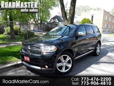 2012 Dodge Durango Citadel for sale VIN: 1C4RDJEG1CC131027