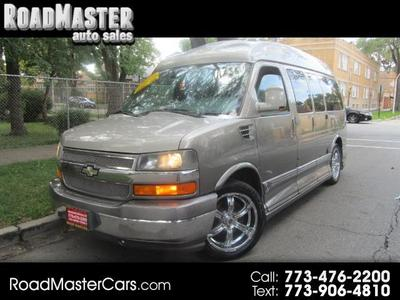 2009 Chevrolet Express 1500 Cargo for sale VIN: 1GBFG154491137722