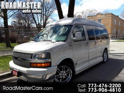 2007 Chevrolet Express 1500 Cargo for sale VIN: 1GBFG15T571133215