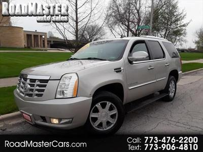 2008 Cadillac Escalade Base for sale VIN: 1GYFK63868R177579