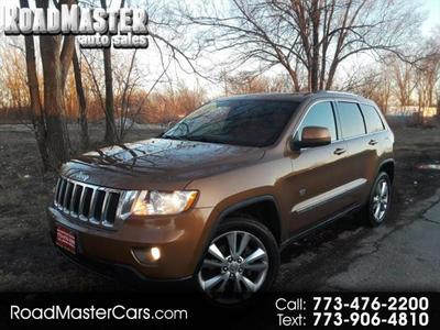 2011 Jeep Grand Cherokee  for sale VIN: 1J4RR4GG8BC646017