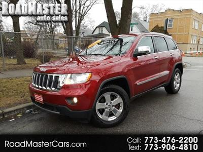 2011 Jeep Grand Cherokee Limited for sale VIN: 1J4RR5GG7BC551812