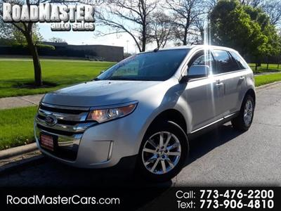 2011 Ford Edge Limited for sale VIN: 2FMDK4KC2BBA31757