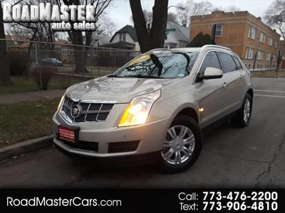 2010 Cadillac SRX Luxury Collection for sale VIN: 3GYFNAEYXAS636395