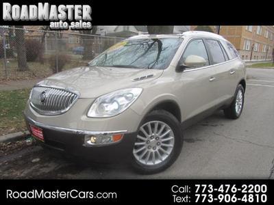 2011 Buick Enclave CXL for sale VIN: 5GAKRBED6BJ402111