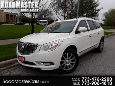 2013 Buick Enclave Leather for sale VIN: 5GAKRCKD6DJ217926