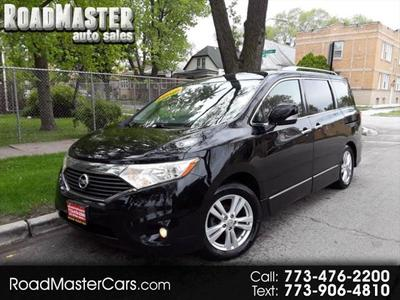 2012 Nissan Quest SL for sale VIN: JN8AE2KP0C9032012