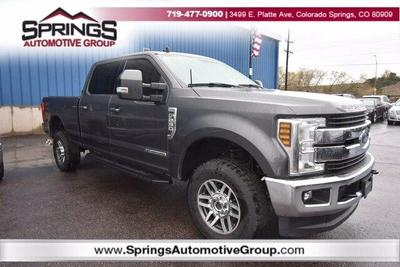 Ford F-250 2019 for Sale in Colorado Springs, CO