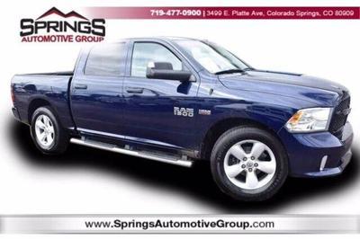 RAM 1500 2016 for Sale in Colorado Springs, CO