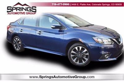 Nissan Sentra 2019 a la venta en Colorado Springs, CO