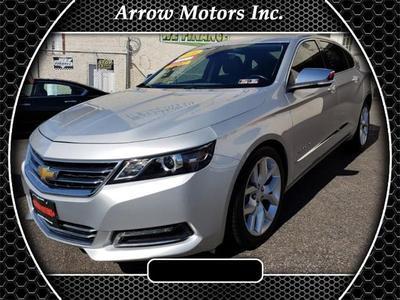 2016 Chevrolet Impala LTZ for sale VIN: 2G1145S35G9126201