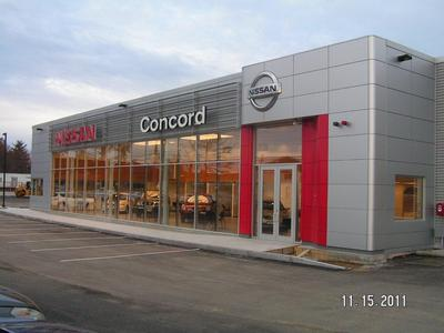 Concord Nissan Image 4