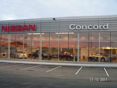 Concord Nissan Image 5