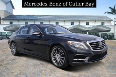 Mercedes-Benz S-Class 2017 for Sale in Miami, FL