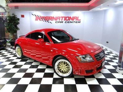 2004 Audi TT 3.2 quattro for sale VIN: TRUWF28N041024969