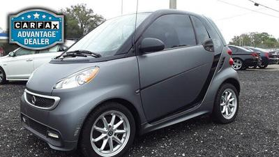 2016 smart ForTwo Electric Drive passion image