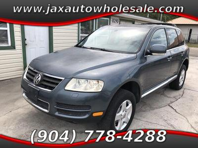 Volkswagen Touareg 2004 for Sale in Jacksonville, FL