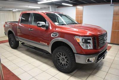 Nissan Titan 2017 for Sale in Charlotte, NC