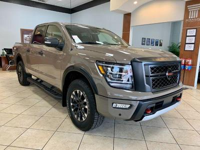 Nissan Titan 2020 for Sale in Charlotte, NC